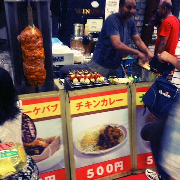 7/23に元町商店街で行われた夜市行ってきました_e0310535_1333993.jpg