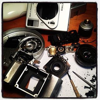 CANON DIAL 35:Repairing now!_f0145844_21572833.jpg