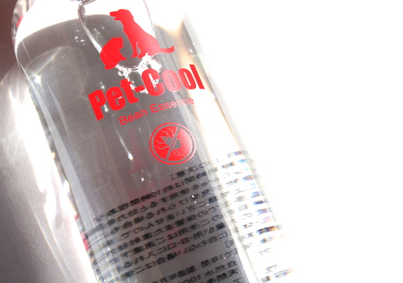 Pet - Cool Natural insect repellent  ペットクール 虫除け_d0217958_19145422.jpg