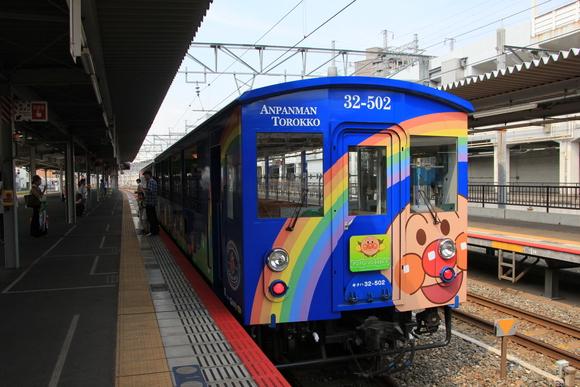 アンパンマントロッコ列車_d0202264_22412035.jpg