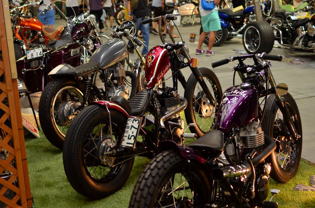 NEW ORDER CHOPPER SHOW 2013 ⑦_f0184668_2317895.jpg