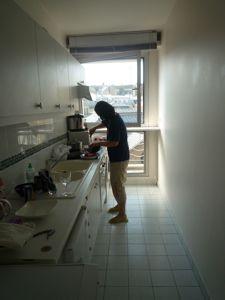 みんなでアパートに泊まりました!  paris no.7 _d0266681_124226.jpg