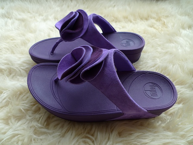 FITFLOP YOKO COLOR/ELECTRIC BLUE_f0111683_16291757.jpg