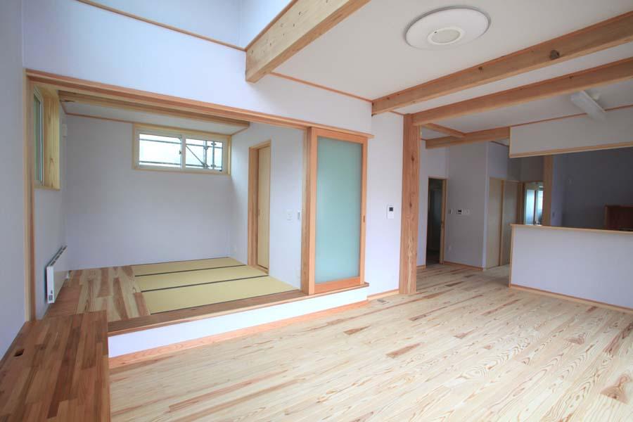 A様邸「二ツ井太田面の家」_f0150893_17243251.jpg