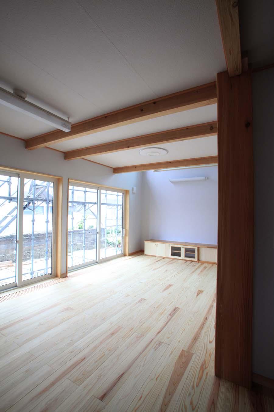 A様邸「二ツ井太田面の家」_f0150893_17264473.jpg