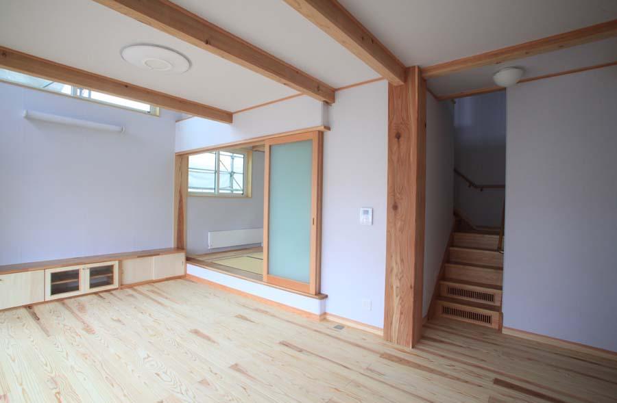 A様邸「二ツ井太田面の家」_f0150893_17271284.jpg