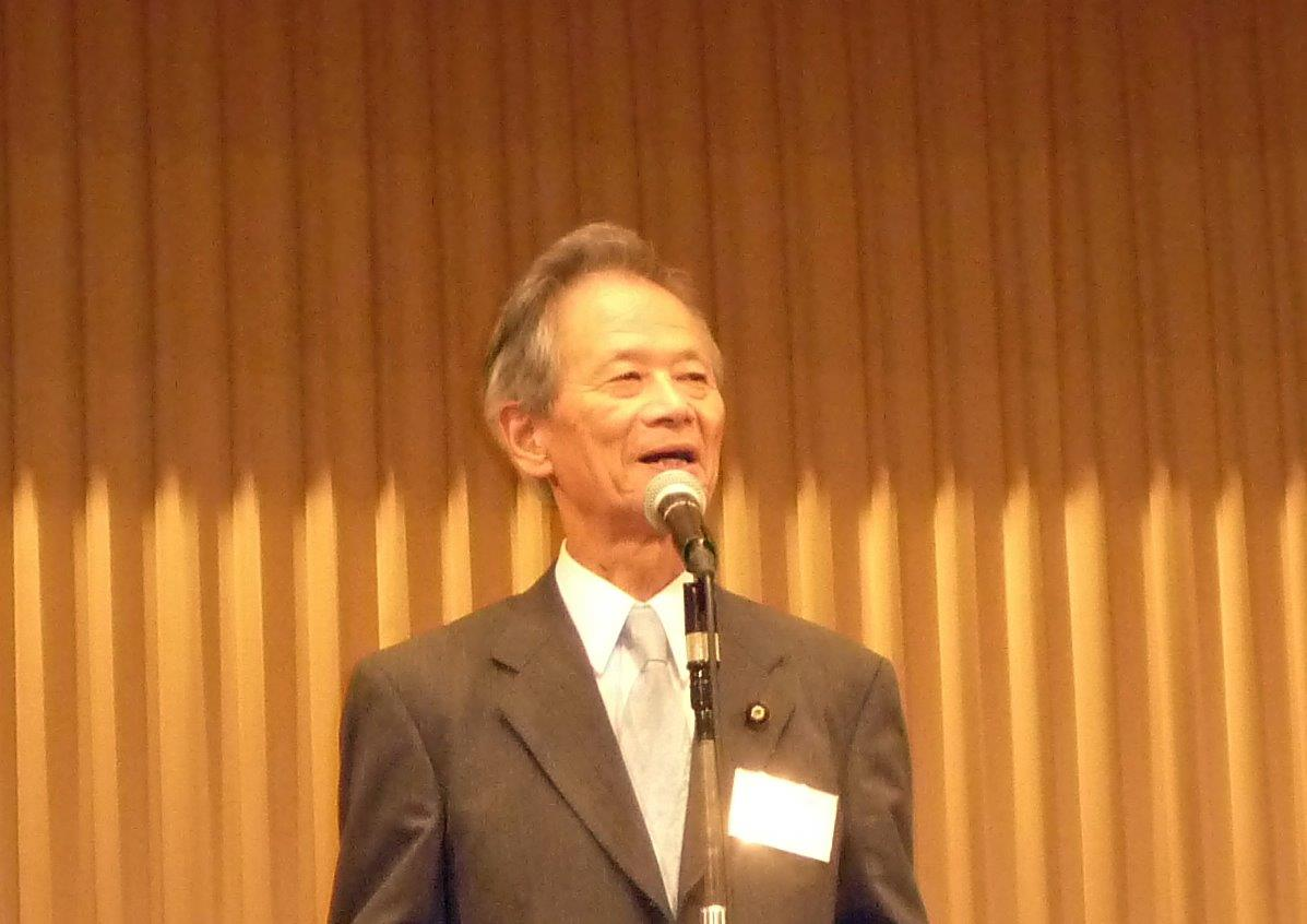 中国大学生訪日団第3陣来日 歓迎会が東京で開催_d0027795_16384419.jpg