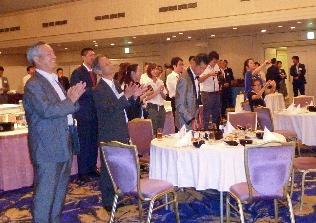中国大学生訪日団第3陣来日 歓迎会が東京で開催_d0027795_16385682.jpg
