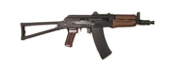 KSC AK74U システム7 TWO ガスガン_f0131995_14224584.jpg