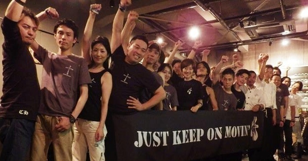大阪の熱ーい夜の 結果報告☆_e0320096_4565086.jpg