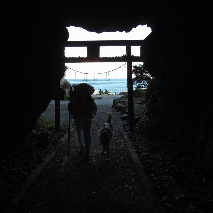 Memory of the second pilgrimage with husky HANA_c0049299_11172131.jpg