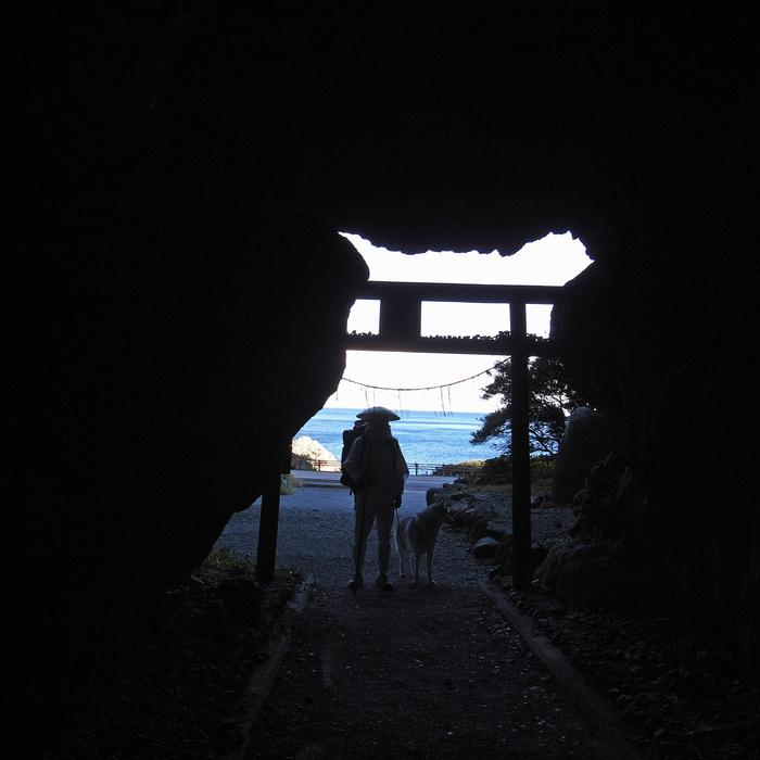Memory of the second pilgrimage with husky HANA_c0049299_11182295.jpg