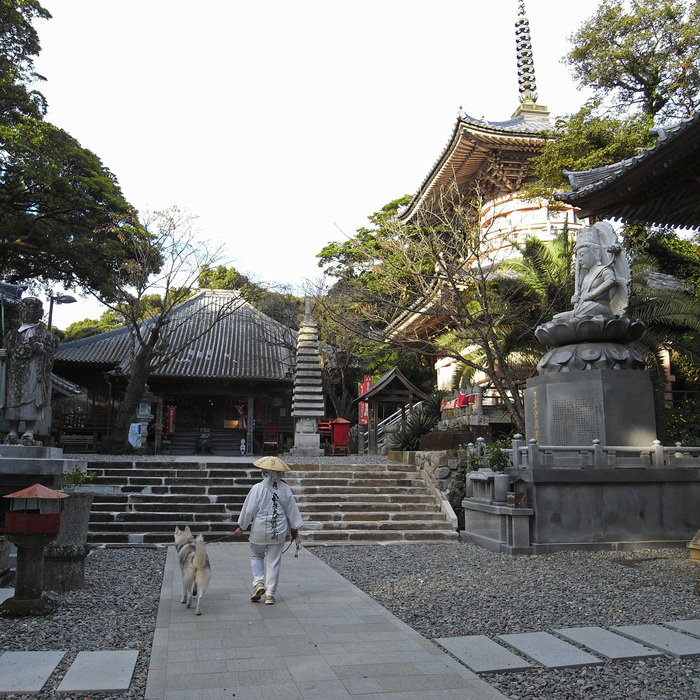 Memory of the second pilgrimage with husky HANA_c0049299_11211186.jpg