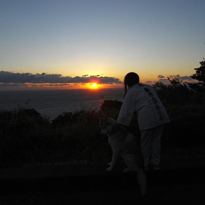 Memory of the second pilgrimage with husky HANA_c0049299_11254940.jpg