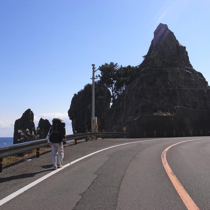 Memory of the second pilgrimage with husky HANA_c0049299_1191948.jpg