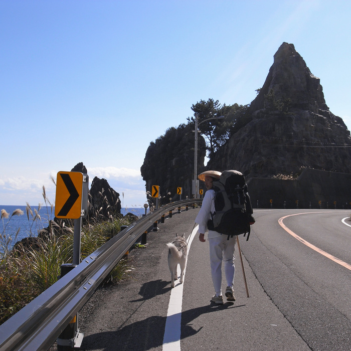 Memory of the second pilgrimage with husky HANA_c0049299_119541.jpg