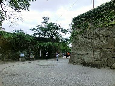 会津若松城①(大江戸散歩)_c0187004_17122138.jpg