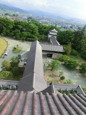 会津若松城①(大江戸散歩)_c0187004_17132485.jpg