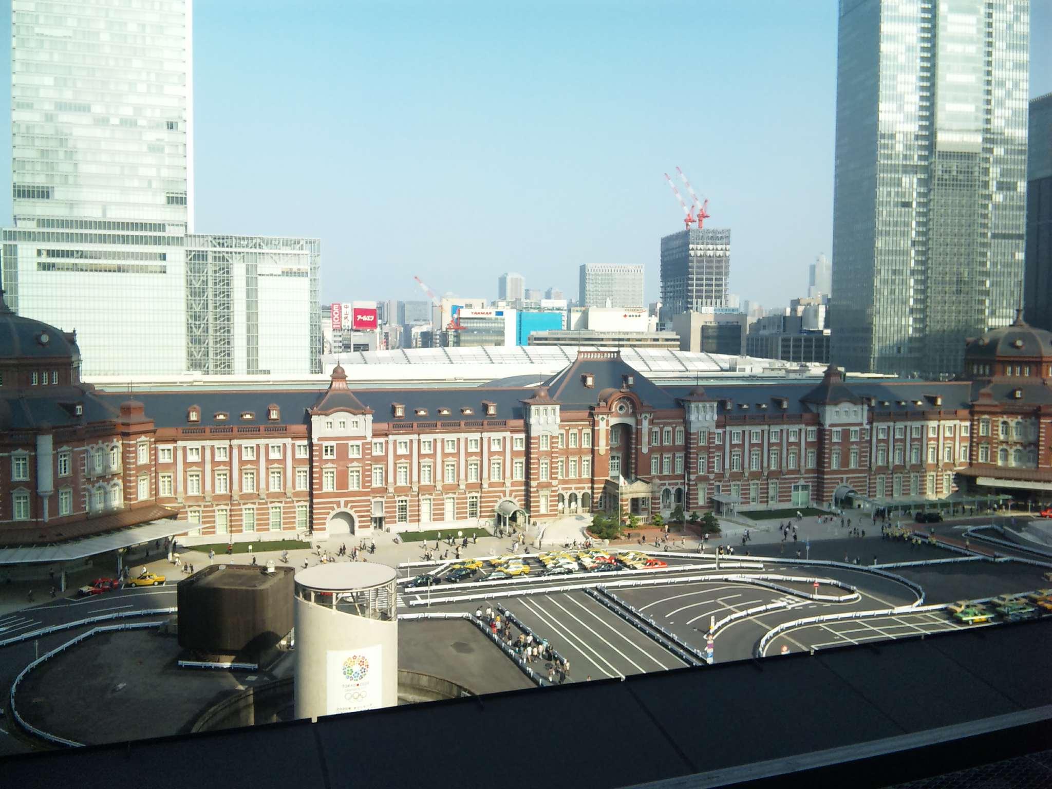 今夜は入場無料;7/26(金)東京駅舎を眺めて乾杯!at 新丸ビル7階「丸の内ハウス・夏祭り」!_a0103940_13414552.jpg