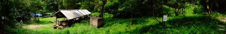 広場の草も昆虫たちのために残して刈る  in  孝子の森_c0108460_1891318.jpg