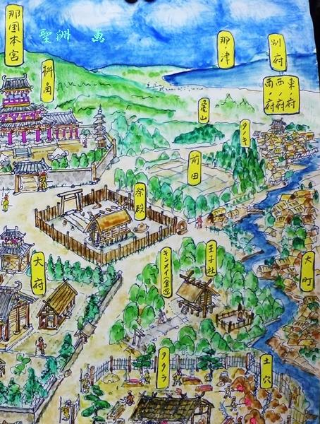 安曇族と志賀島(9)呉から来た安曇族・九州王朝の場所を伝えていた_c0222861_21383285.jpg