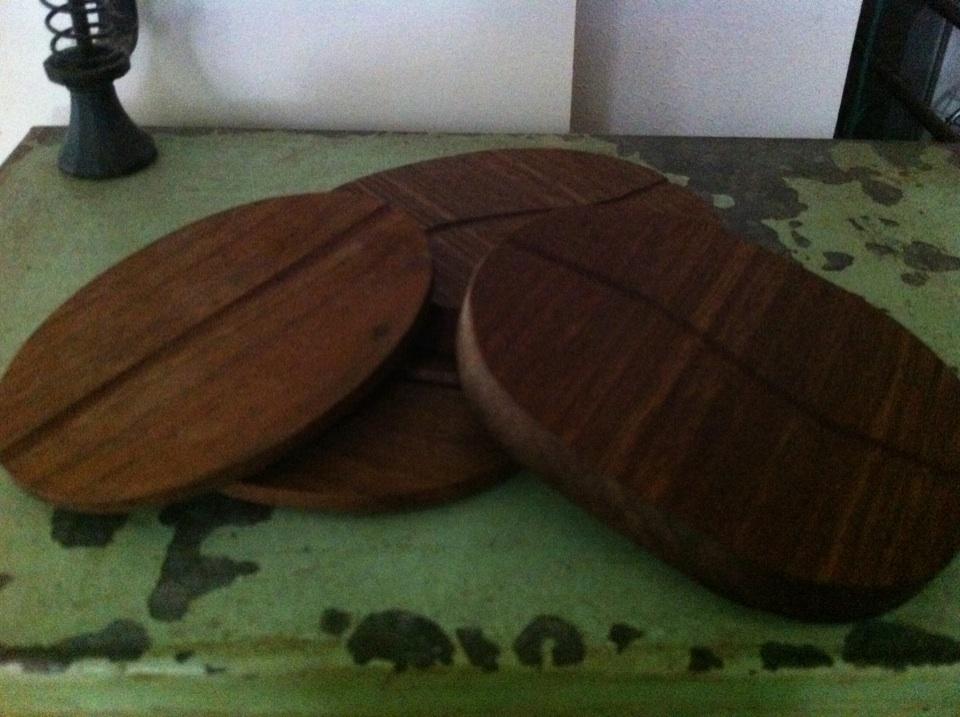 コーヒー豆型コースター_c0197663_1394054.jpg