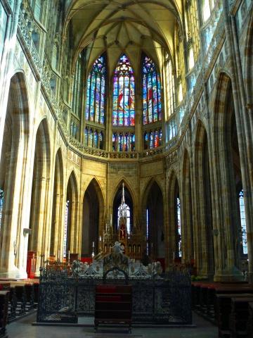 中欧家族旅行2012年08月-第九日目-チェコ・プラハ、プラハ城(II)、聖ヴィート大聖堂_c0153302_14311379.jpg