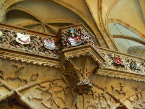 中欧家族旅行2012年08月-第九日目-チェコ・プラハ、プラハ城(II)、聖ヴィート大聖堂_c0153302_14495874.jpg