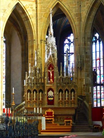 中欧家族旅行2012年08月-第九日目-チェコ・プラハ、プラハ城(II)、聖ヴィート大聖堂_c0153302_14554092.jpg