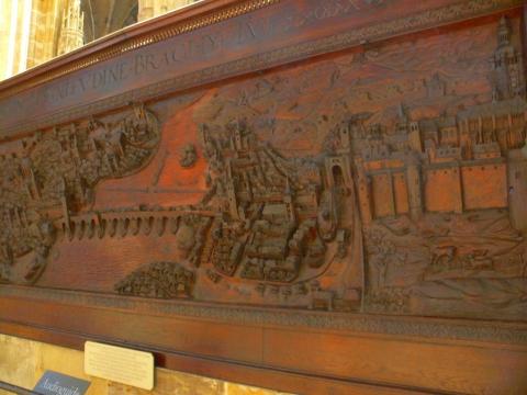 中欧家族旅行2012年08月-第九日目-チェコ・プラハ、プラハ城(II)、聖ヴィート大聖堂_c0153302_15223239.jpg