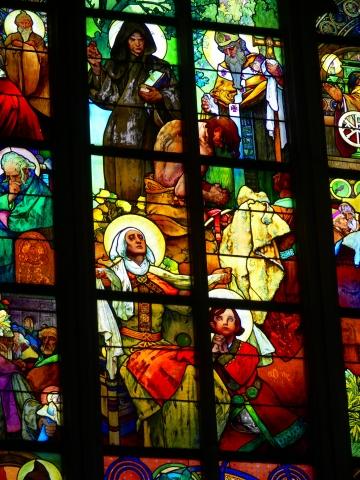 中欧家族旅行2012年08月-第九日目-チェコ・プラハ、プラハ城(II)、聖ヴィート大聖堂_c0153302_15251298.jpg