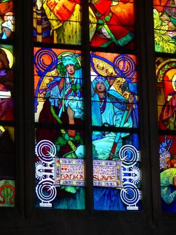中欧家族旅行2012年08月-第九日目-チェコ・プラハ、プラハ城(II)、聖ヴィート大聖堂_c0153302_1525354.jpg
