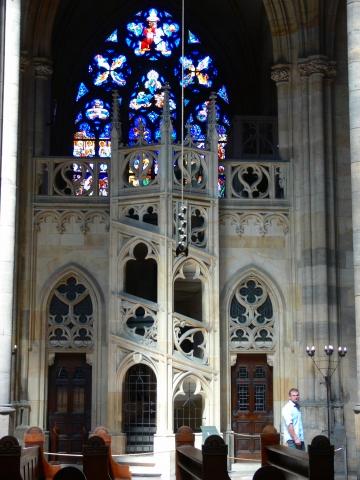 中欧家族旅行2012年08月-第九日目-チェコ・プラハ、プラハ城(II)、聖ヴィート大聖堂_c0153302_15365912.jpg