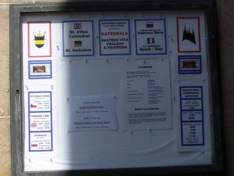 中欧家族旅行2012年08月-第九日目-チェコ・プラハ、プラハ城(II)、聖ヴィート大聖堂_c0153302_9164033.jpg