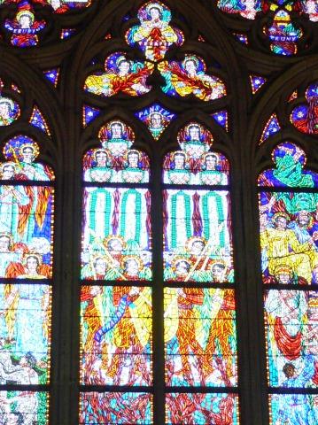 中欧家族旅行2012年08月-第九日目-チェコ・プラハ、プラハ城(II)、聖ヴィート大聖堂_c0153302_9171199.jpg