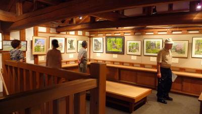 高井茂と19人のなかま水彩画展_e0135219_16533478.jpg
