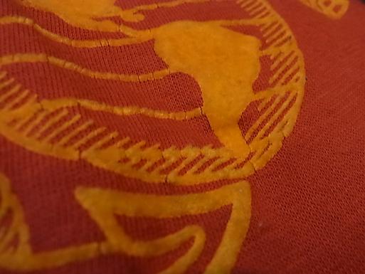 7/27(土)入荷!70-80'S ALL COTTON フロッキープリント U.S マリンコープ Tシャツ!_c0144020_13395850.jpg