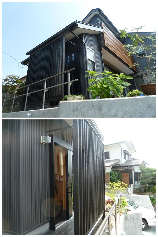 鎌倉の家☆黒格子が絶妙_c0152341_17122392.jpg