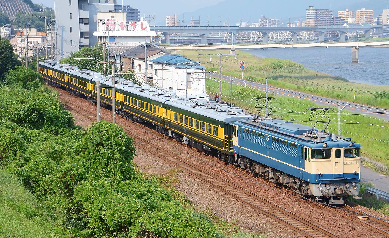 瀬戸内鉄道クルーズ「サロンカーなにわ」運転_a0251146_2019260.jpg