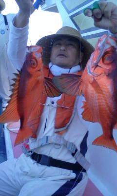 キントキ&カサゴ狙い_c0306546_1523646.jpg