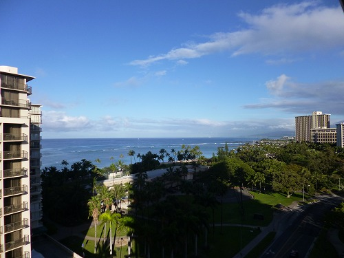 ハワイ☆2013~最終日はトランプで朝食を。_f0207146_10363585.jpg