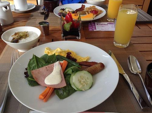 ハワイ☆2013~最終日はトランプで朝食を。_f0207146_10385349.jpg
