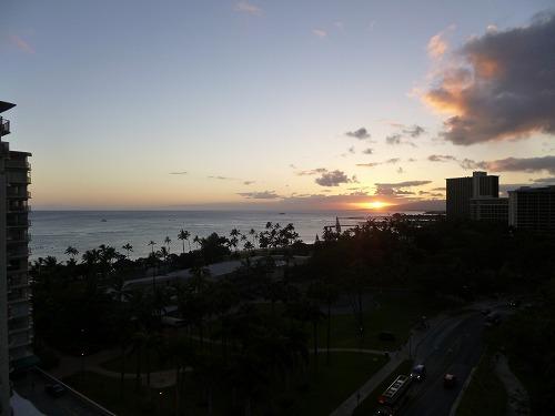 ハワイ☆2013~ワイオル・オーシャンビューラウンジでhappy hour♪_f0207146_6494923.jpg
