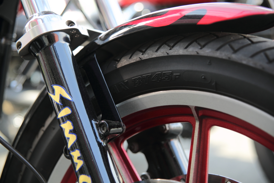 BRIDGESTONE BATTLAX BT45V_f0186648_15343394.jpg