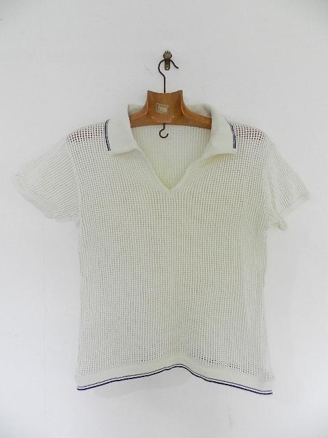 Vntage mesh skipper polo shirts_f0226051_12562315.jpg
