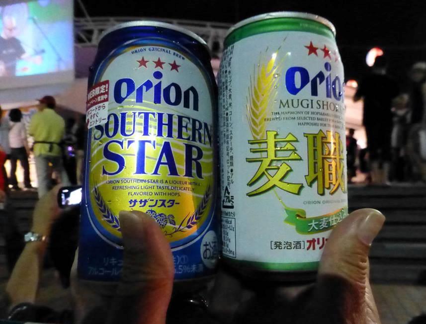 新宿の沖縄♪ @オリオンビアフェスト イン イセタン_c0100865_8101171.jpg