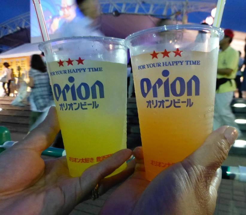 新宿の沖縄♪ @オリオンビアフェスト イン イセタン_c0100865_811467.jpg