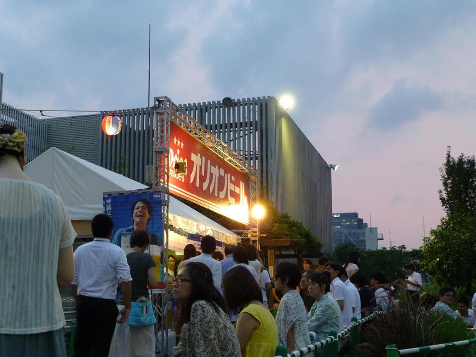 新宿の沖縄♪ @オリオンビアフェスト イン イセタン_c0100865_871732.jpg