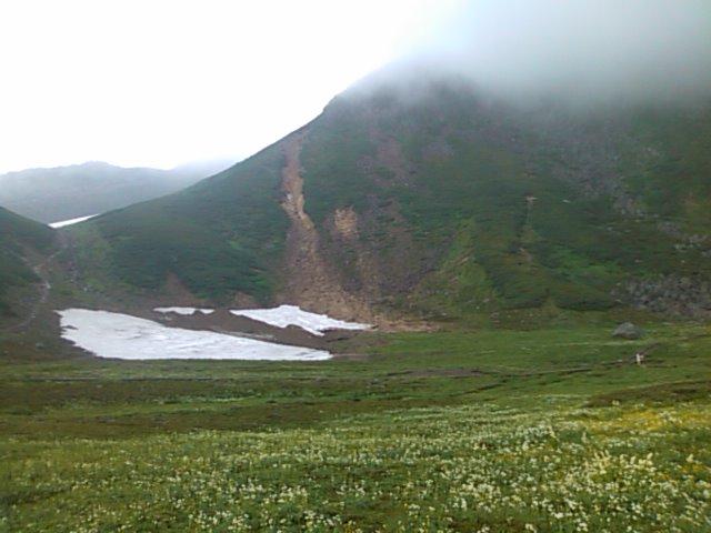 雷で剣ヶ峰は断念・・・雨はあがってくれました@^-^@_f0061067_22165638.jpg