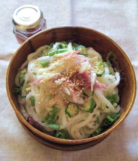 7.28 サラダうどんのお弁当と常備菜作り(2)_e0274872_17122459.jpg